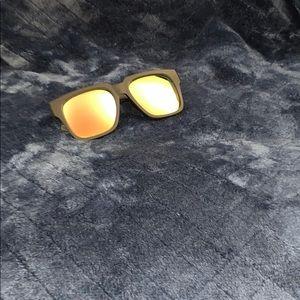 Quay Australia Colored Mirrored Sunglasses